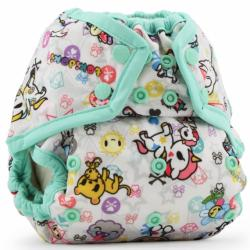 Подгузник для плавания  One Size Snap Cover Kanga Care tokiBambino/Sweet
