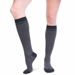 Компрессионные гольфы Belly Bandit Compression Socks Charcoal Size 1 (36-38)