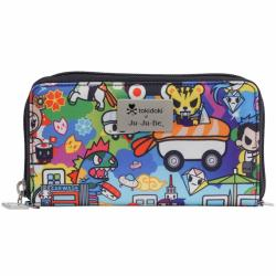 Кошелек Be Spendy Ju-Ju-Be Tokidoki Sushi Cars