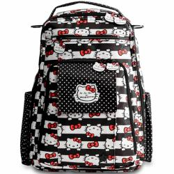 Рюкзак Ju-Ju-Be Be Right Back Hello Kitty Dots & Stripes